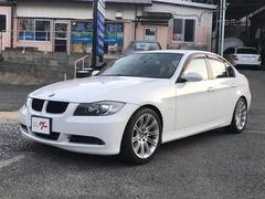 BMW320i 純正18インチアルミ プッシュスタート 記録簿