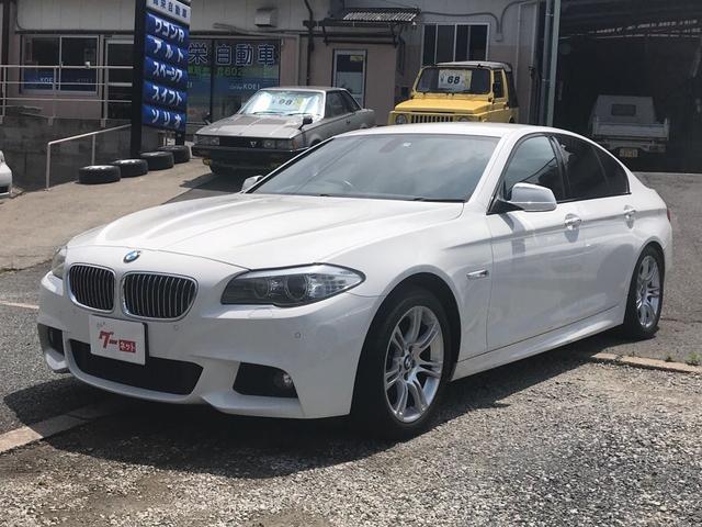 BMW 523i Mスポーツパッケージ HDDナビ地デジ ETC
