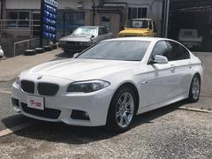 BMW523i Mスポーツパッケージ HDDナビ地デジ ETC