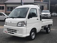 ハイゼットトラックジャンボ 5速MT 4WD 三方開 外装仕上済