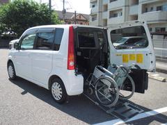 ムーヴ車椅子移動福祉車輌