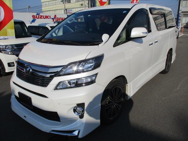 トヨタ 2.4Z サイドエアバッグ・カーテンエアバッグ装備