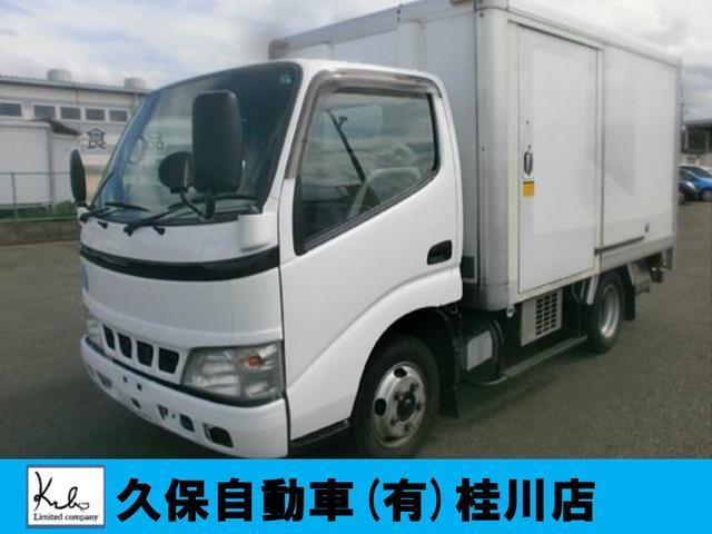 トヨタ 冷蔵冷凍車-7℃ 2t NOXPN適合車 電格ミラー