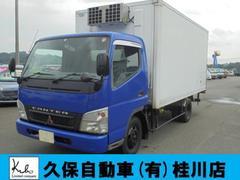 キャンター冷蔵冷凍車−30℃設定 ETC ディーゼルTB