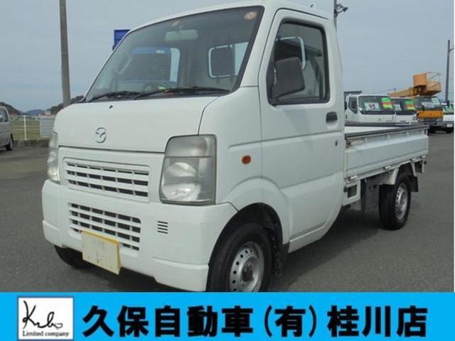 マツダ 4WD  AC  3方開 PS AT車