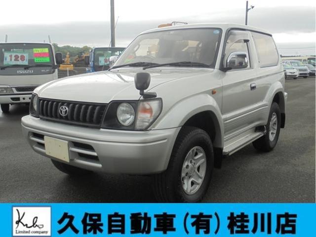 トヨタ RZ 4WD サンルーフ ディーゼル ナビTV Bモニター