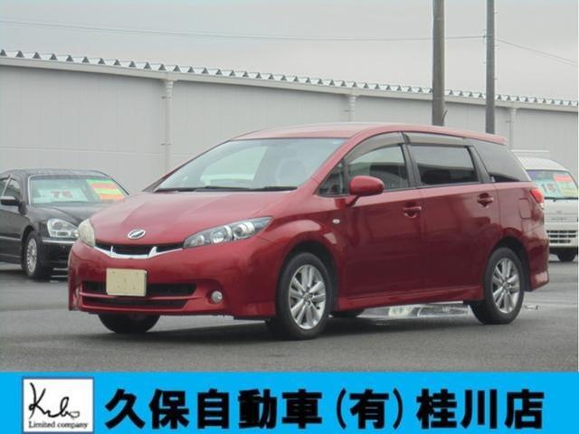 トヨタ 1.8S インテリキーHIDライト 7人乗り