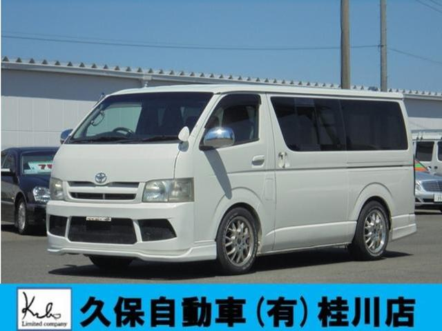 トヨタ ロングDX 社外アルミ ナビTV ETC