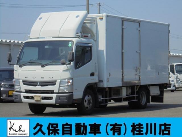 三菱ふそう キャンター  冷凍冷蔵車ー30℃設定 2t ETC ラッシング2段 スタンバイコード付