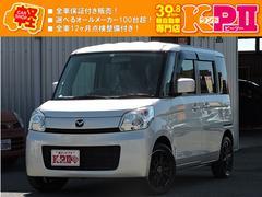 フレアワゴンXG ナビ/TV 社外AW Iストップ 新品バッテリー