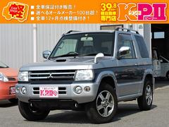 パジェロミニリミテッドエディションVR 4WD ターボ 背面タイヤ