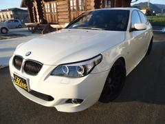 BMW540i Mスポーツパッケージ・車高調・ADVAN19アルミ