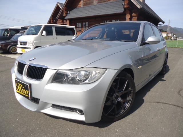 BMW 320i Mスポーツパッケージ・RAYS18インチアルミ