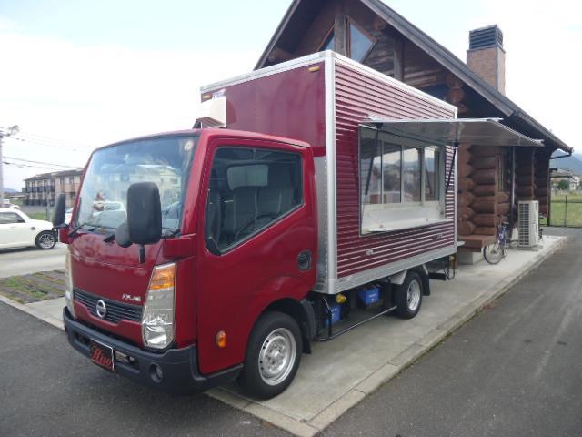 3.0ディーゼルターボ 移動販売車キッチンカー