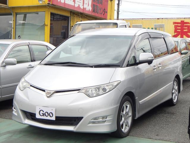 トヨタ アエラスG HDDナビ バックカメラ 両側電動スライドドア