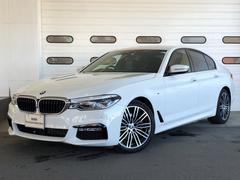 BMW523d Mスポーツ 1オーナー禁煙