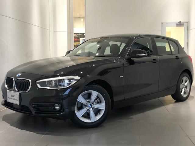 BMW 118i スポーツ 1オーナー禁煙 HDDナビRカメラ