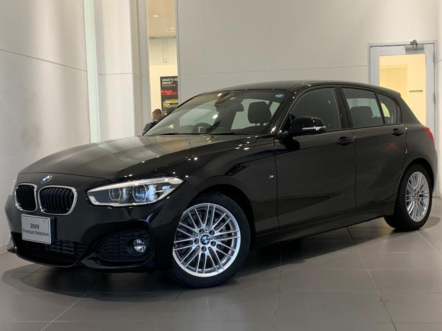 BMW 118i Mスポーツパッケージ 1オーナー禁煙 タッチPナビ