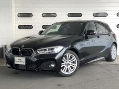 BMW118i Mスポーツパッケージ 禁煙 3気筒モデル ACC
