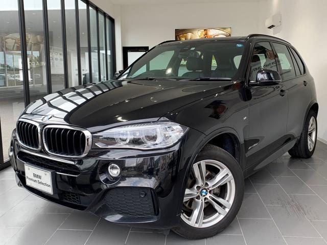 BMW xDrive 35d Mスポーツ 1オーナー サンルーフ黒革