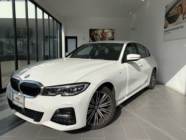BMW 320i Mスポーツ 衝突軽減ブレーキ ACC 地デジ