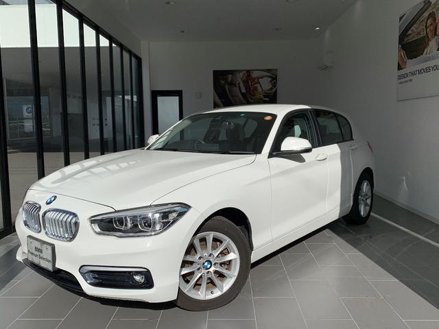BMW 118i スタイル LEDヘッドライト ETC バックカメラ