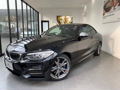 BMW M235iクーペ 6MT 直6エンジン 純正ナビ(BMW)