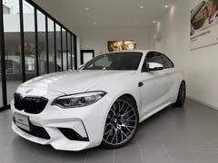 BMW M2コンペティション MT クルコン シートヒーター