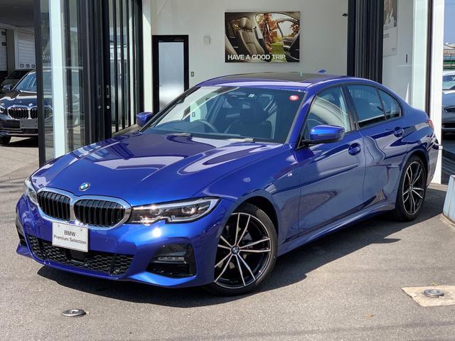 BMW 320i Mスポーツ 弊社元デモカー サンルーフ ACC