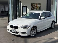 BMW116i Mスポーツ 純正HDDナビ ワンオーナー