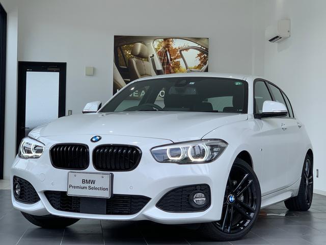 BMW 118d Mスポーツ エディションシャドー 障害物センサー