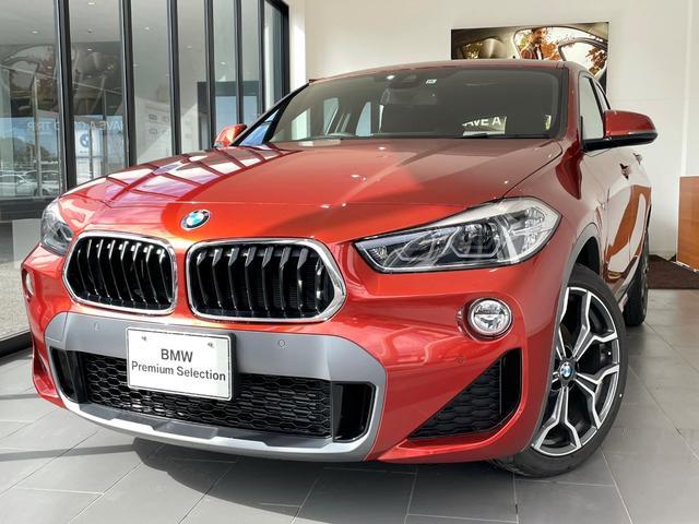 BMW sDrive 18i MスポーツX ハイラインパック レザーシート ACC 電動パワーシート 純正HDDナビ