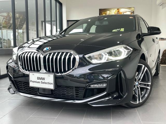 BMW 1シリーズ 118i Mスポーツ 現行モデル 純正HDDナビ バックカメラ ACC スマートキー