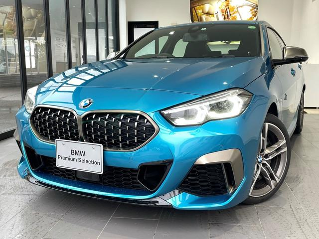 BMW M235i xDriveグランクーペ 現行モデル Mスポーツシート 純正HDDナビ ACC バックカメラ スマートキー