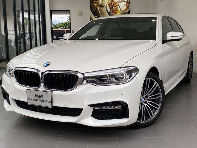BMW 5シリーズ 530i Mスポーツ サンルーフ レザーコンフォートシート 19AW LED ACC