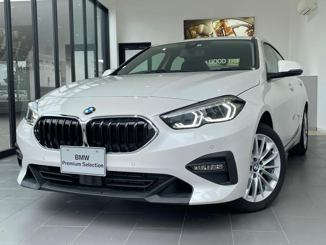 BMW 218iグランクーペ プレイ 現行モデル 純正HDDナビ ACC バックカメラ スマートキー 17AW LED 運転席パワーシート ETC