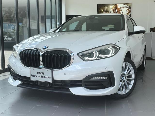 BMW 1シリーズ 118d プレイ エディションジョイ+ 現行モデル 純正HDDナビ スマートキー ACC バックカメラ PDC 電動リアゲート 17インチAW