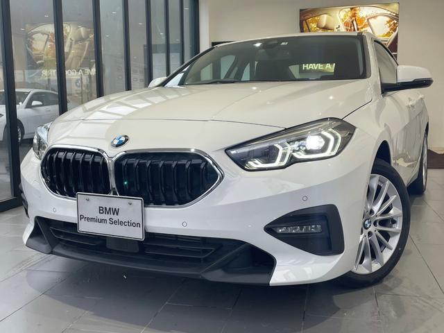 BMW 2シリーズ 218iグランクーペ プレイ 現行モデル 純正HDDナビ スマートキー バックカメラ PDC ACC Bluetooth接続 LED ETC