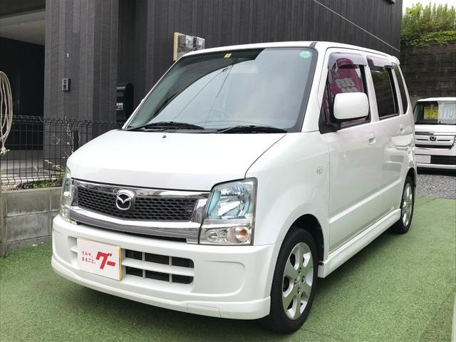 マツダ FX-Sスペシャル 保証付 新品タイヤ4本 純正エアロ