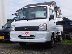 サンバートラックTC エアコン パワステ 4WD 5MT