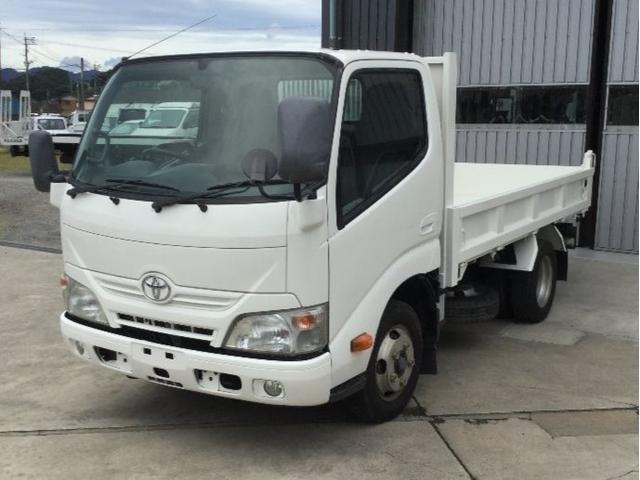 トヨタ ダイナトラック ジャストローダンプ