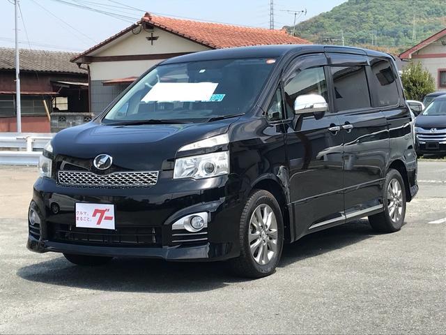 トヨタ ZS 煌II 両側電動スライドドア ナビ 保証  CVT