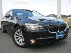 BMW740iコンフォートPKG 1オーナー サンルーフ 純正ナビ