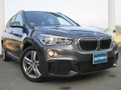 BMW X1xDrive 18d Mスポーツ 1オーナ コンフォートP