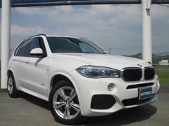 BMW X5xDrive 35i Mスポーツ サンルーフ 本革S ACC