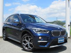 BMW X1xDrive 18d xライン 1オーナ 純正HDDナビ
