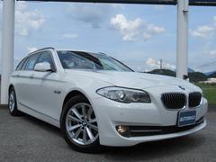 BMW523dブルーパフォーマンス ツーリングハイラインP 1オナ
