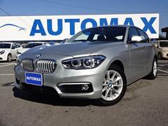 BMW118d スタイルコンフォートPKGパーキングサポートPKG