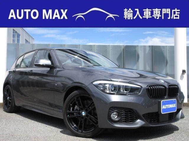 BMW 118i Mスポーツ エディションシャドー 禁煙車 1オナ