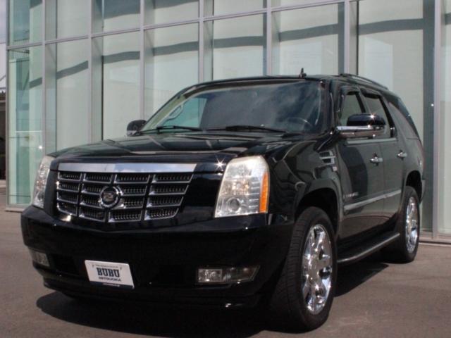 キャデラック 2007年モデル 新車並行車 黒革シート 1ナンバー ナビ